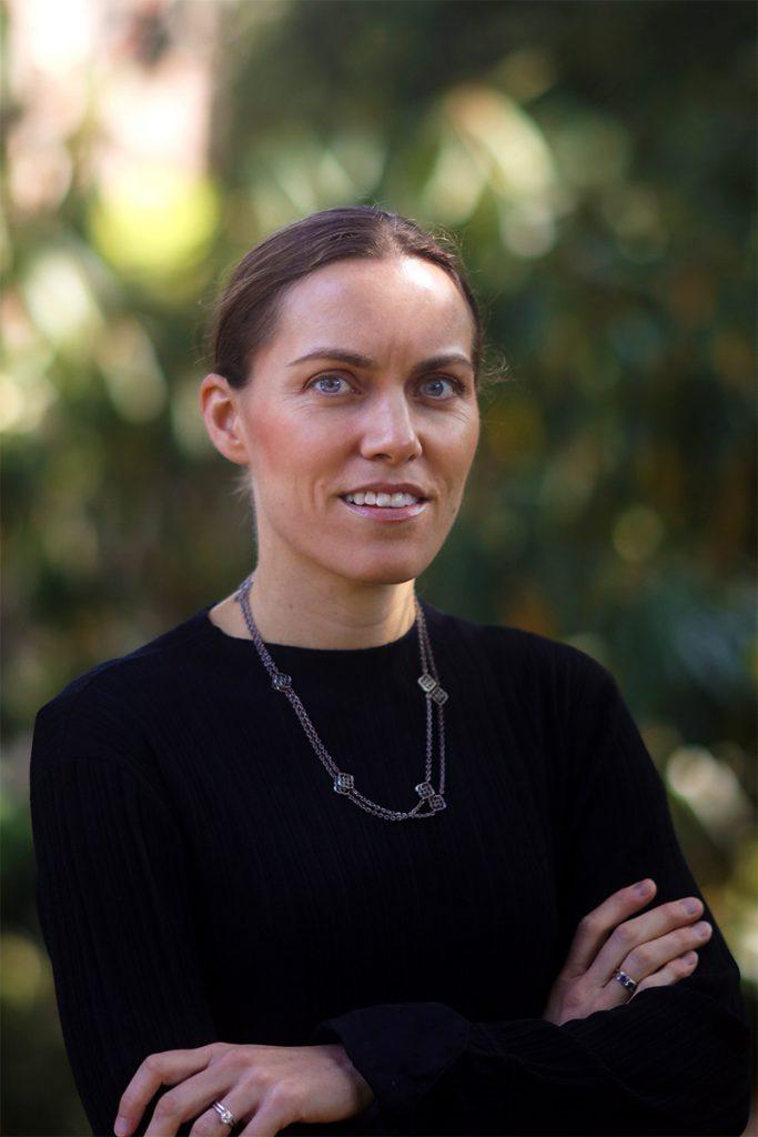Emily Oster Headshot